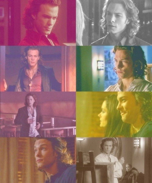 maggiechase:  8 screencaps per episode of Henry Fitzroy → Stone Cold (1.09)