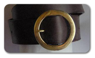 Ascot Leather Belt http://www.oaksidebelts.co.uk/ascot.php
