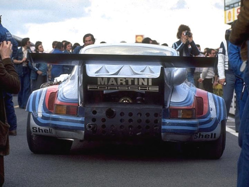 vs-design:  Porsche 911 Carrera RSR Turbo Le Mans 1974