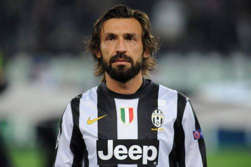 Beard Number 49: 'The Pirlo'.