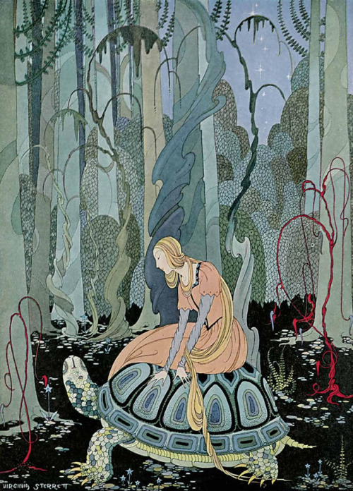 mementomoriiv:   Virginia Frances Sterrett