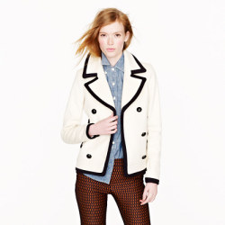"prepfection:  J.Crew: 25% off all orders and free shipping with code ""MERRY"" (TODAY ONLY)"