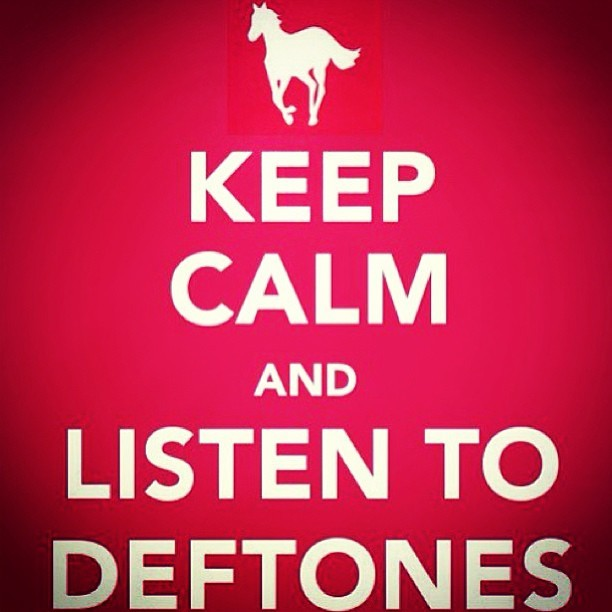 ❤ TONIGHT ❤#deftones #weoowww #fuckyeah #timetogetsexual