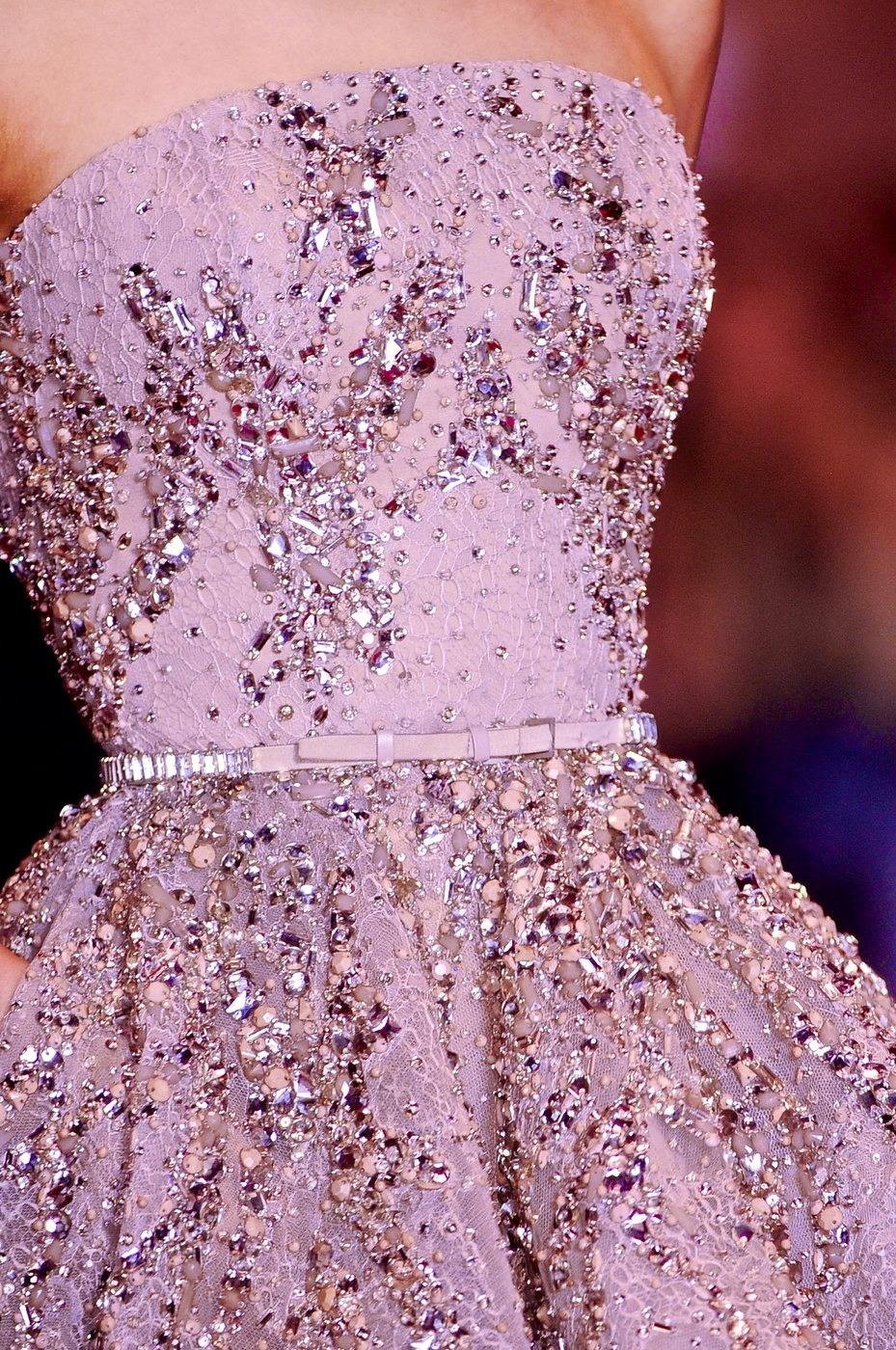 Как украсить платье бисером своими руками фото