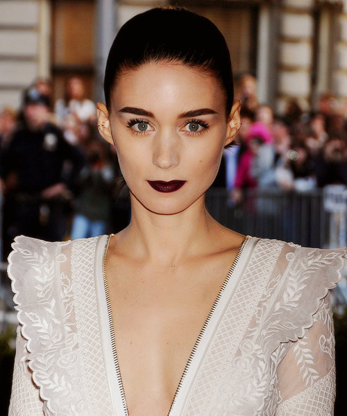 Rooney Mara attends the Costume Institute Gala, May 6, 2013.