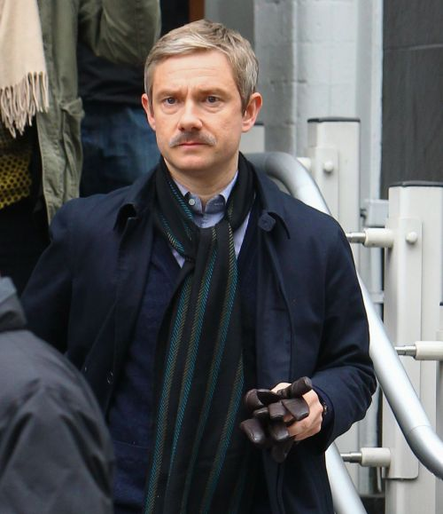 deareje:  'Sherlock' filming on 21 May 2013
