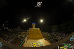 Skate Big Air in Foz was one for the ages and now what should we expect to see in Barcelona?Here's what Jake Brown and Bob Burnquist have to say:http://xgam.es/BobJake