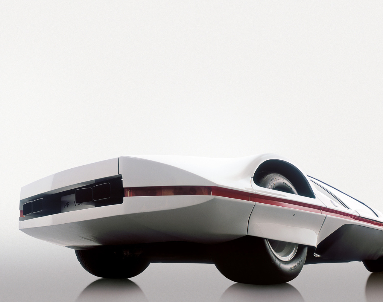 The Ferrari Modulo was created by iconic automotive design firm Pininfarina in 1970 on commission from Ferrari. Photo by Benedict Redgrove. Pininfarina set about creating a highly futuristic, mid-engined, semi-monocoque concept car powered by Ferrari's advanced 5.0 litre V12. The Modulo was built as a fully functioning road car and to this day still starts up and runs when you hit the on button.