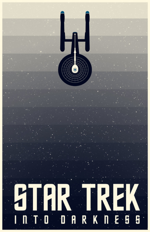 STAR TREK Into Darkness Prints available here.