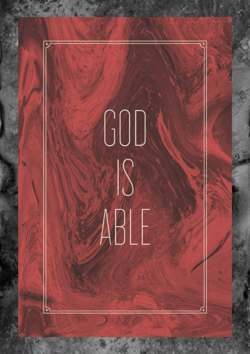 "the-worship-project:  God Is Able - Ben Fielding + Reuben Morgan (Hillsong) [ 2010 ] From the album ""God Is Able"" by Hillsong Live 35 / 365 *Click here to visit ""The Worship Project!"""