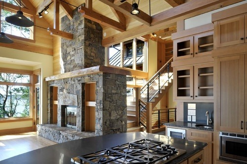 sunflowersandsearchinghearts:  Natural Elements Home via Pinterest
