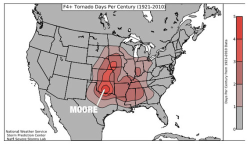 Tornadoes in America: The Oklahoma Disaster in Context - Alexis C. Madrigal - The Atlantic