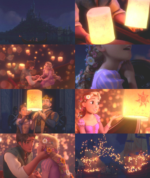 "enjolraux:  enjolraux's favorite disney moments in no particular order: ""i see the light""   And it's warm and real and bright, and the world has somehow shifted.  All at once everything looks different, now that I see you."
