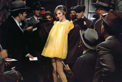 figililly:  Barbra Streisand as Fanny Brice in Funny Girl.