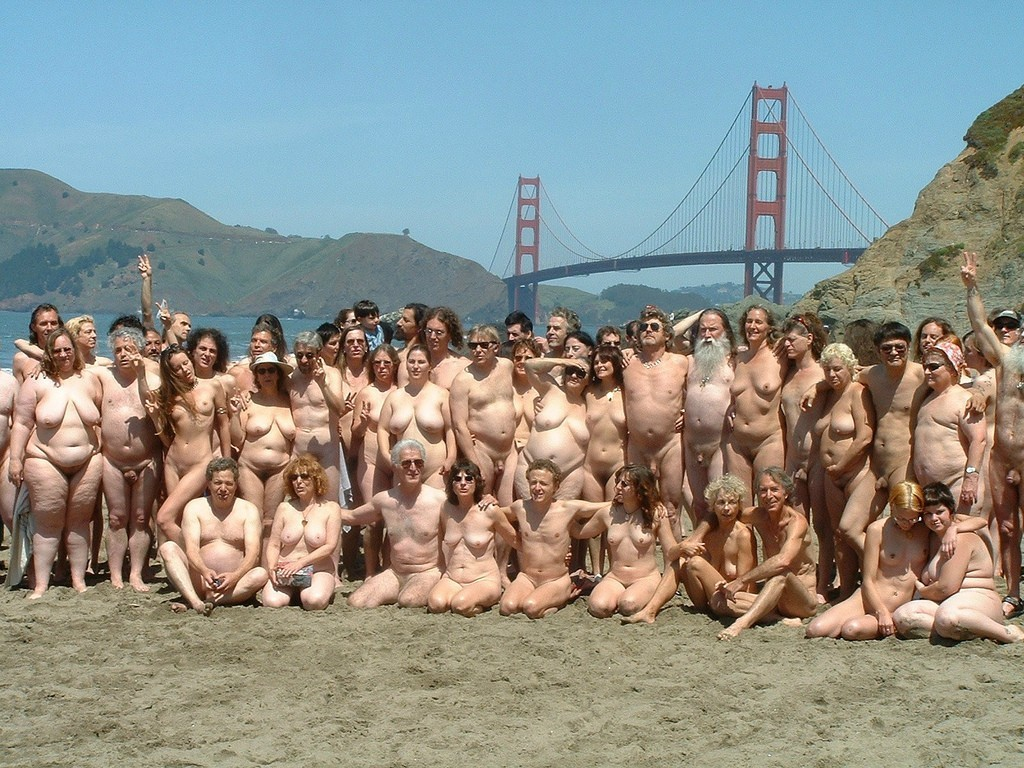 Nudist camps photos