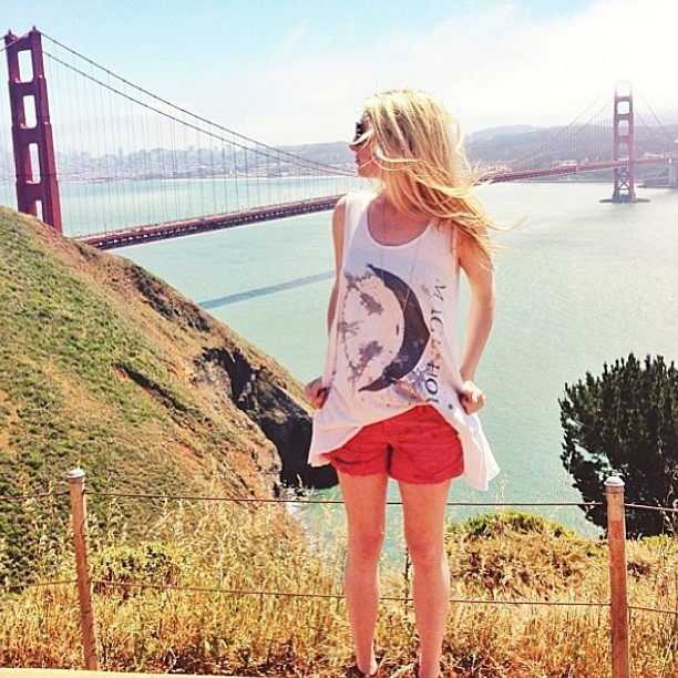 Get cosmic with @freepeople!! New arrival tanks and tees available now at @lindasg2g! #moon #summer #freepeople #lindasg2g  (at Linda's G2G)