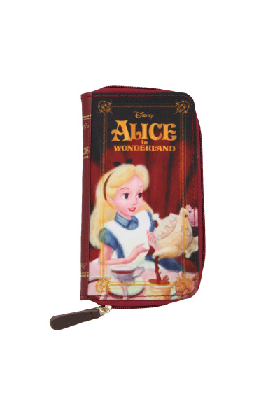 Disney Alice In Wonderland Book Zip Wallet http://www.hottopic.com/hottopic/Accessories/Bags/Disney+Alice+In+Wonderland+Book+Zip+Wallet-659630.jsp