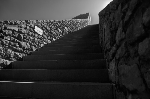 Forty Steps Cliff Walk, Newport, Rhode Island