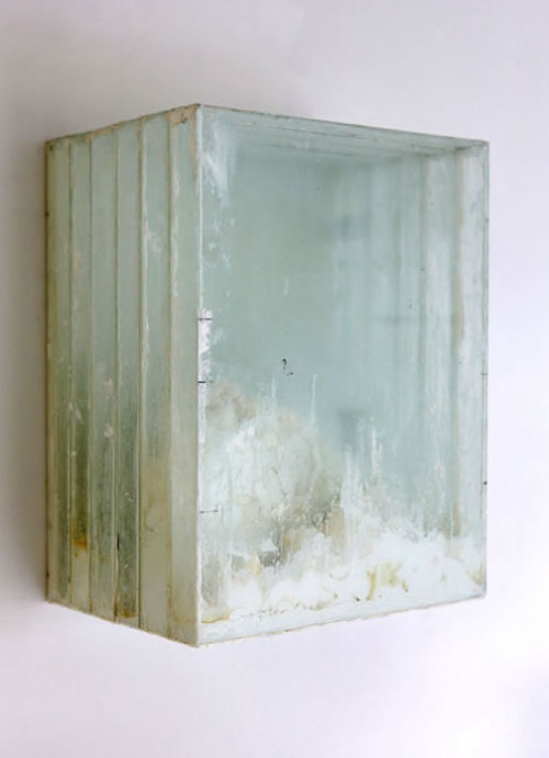 blue-voids:  Didier Corallo - Landscape After Casper David Frederich, 2012