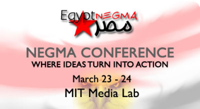 Crowdsourcing is the theme for EgyptNEGMA's second annual conference to be held March 23rd-24th, 2013 at the MIT Media Lab, in Cambridge, MA. Crowdsourcing is the act of outsourcing tasks, traditionally performed by an employee or contractor, to a large group of people or community (a crowd), through an open call. After all, the Egyptian revolution was a crowd-revolution.