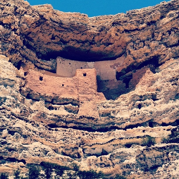 But does it have rent control?  #arizona #cliff #castle #nationalmonument (at Montezuma Castle National Monument)