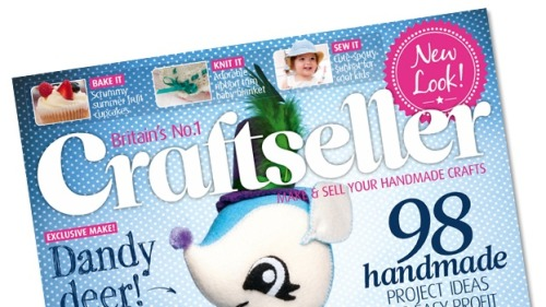 REVIEW: Craft Seller MagazineCraft Seller Magazine Publisher: Immediate Media Website: http://www.craft-seller.com/ RRP Price:£…View Post