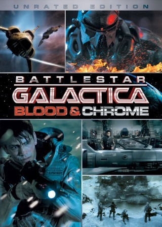 I'm watching Battlestar Galactica: Blood & Chrome                        Check-in to               Battlestar Galactica: Blood & Chrome on GetGlue.com