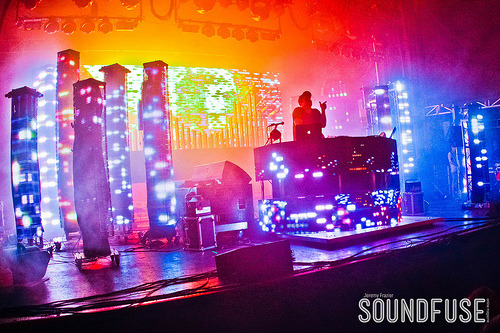 9.4.12 | Pretty Lights at North Coast Music Festival in Chicago, IL