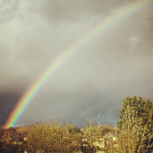 #rainbow #rain #instarain #instalike #likestagram #instathings #thingstagram #instalove #romantic #love #lovestagram #instatag #tagstagram #instavote #votestagram #instabeautiful #instaweb #webstagram #instasweet #instatalk #talkstagram #sweetstagram #instagood #goodstagram  (at Steeden)