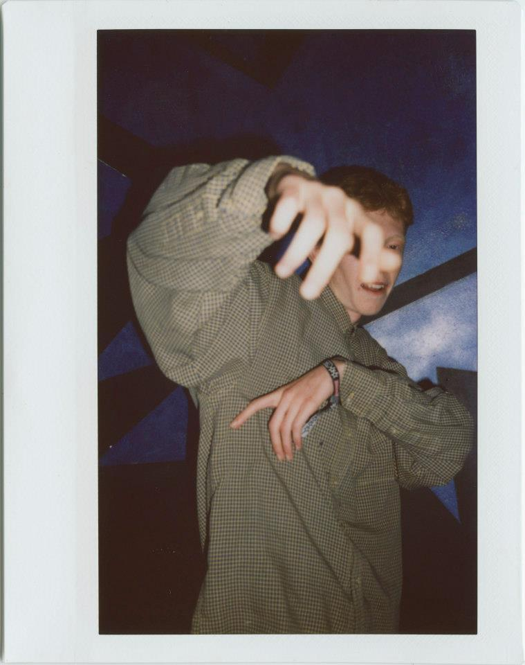 rebanach:  King Krule in polaroid.