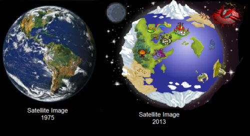 sagesse:  Real NASA images. I can't believe it.  OMGGG MY CHILDHOOD/PRESENT