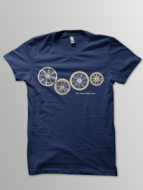 Alex's Lemonade Stand Foundation: The Great Chefs EventT-Shirt Design The Great Chefs Event, is one of the biggest events every year, for Alex's Lemonade Stand. I was asked to design the t-shirt for the 2013 event, which will be held on June, 11 at the Philadelphia Navy Yard. I wasn't given the proper guidelines, for the design specs, but I made it work in the end. My original idea was steampunk gears, with subtle characteristics of lemons. The organization wanted the gears to look more like lemons. So after a few revisions, this is the final product. It'll be pretty cool to see famous chefs, from around the globe, wearing a shirt that I designed. Be sure to check out info for The Great Chefs event here.