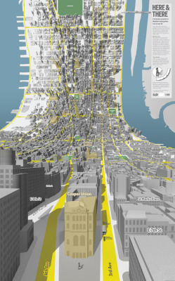HERE & THERE New York, Inception style (via Colossal | A blog about art and visual ingenuity.)