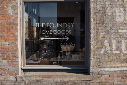 The Foundry Home Goods. This beautiful store opened in the North Loop of Minneapolis last fall (approximately. I can't really remember). They sell all kinds of beautiful things to make your life and home better.  125 1st StreetMinneapolis, MN 55401612.333.8484 http://www.thefoundryhomegoods.com/-/HOME.html