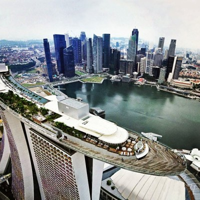 #Singapore anyone!? #marinabaysands #hotel #amazing