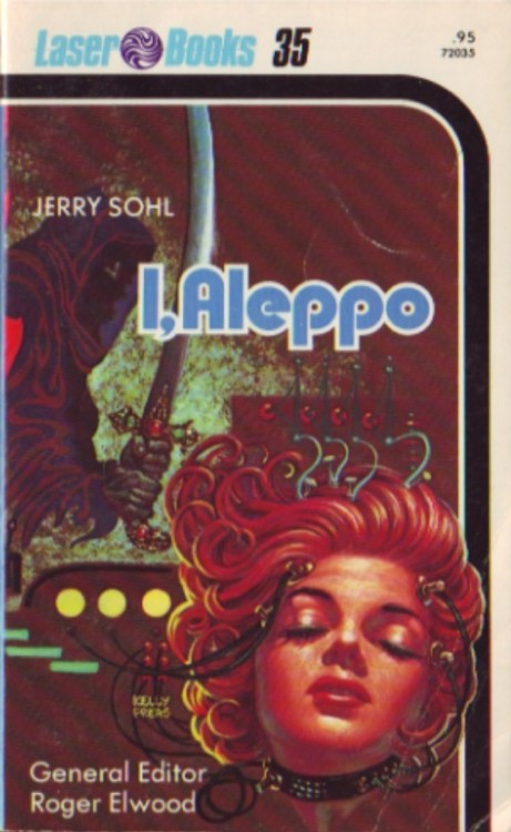 "In the late '70s, Harlequin published the Laser Books line of science fiction paperbacks. They were advertised on TV and available through subscription - in fact, you'd have had to subscribe to get the last few, rare entries in the series. Wikipedia claims Laser Books ""greatly expanded the market for 50,000 to 60,000 word books"" which seems pretty generous/unlikely. These were mass-marketed but not hits, although the author list is fairly legit. Tim Powers wrote Laser Books #47, Epitaph in Rust, when he was twenty-three and claims it sold ""about 17,000 copies."" I don't know where to begin finding comprehensive (or even vague) sales data for something like this, but if each Laser Book's sales averaged ~17k, the total sales would be about a million, a modest total weighed against the insane paperback market of the 1970s."