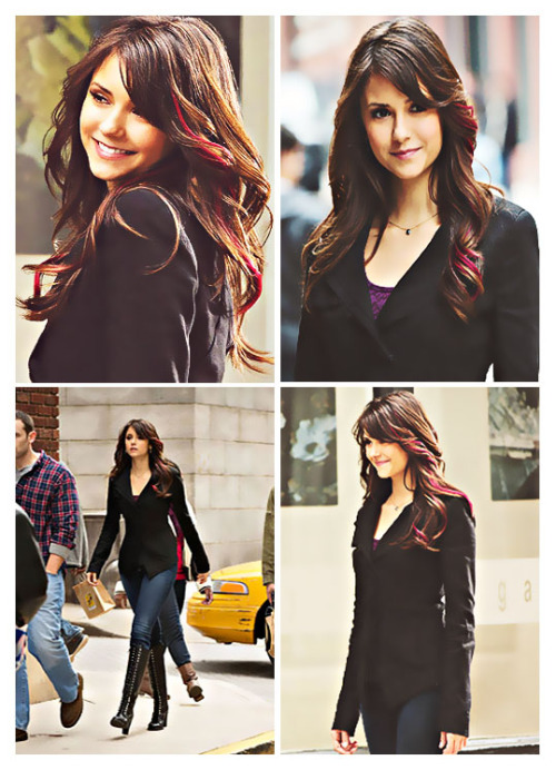 The new Elena Gilbert?! Stills from TVD 4x17 ♥