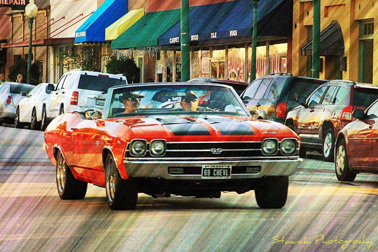 Grapevine, Texas - 69 Chevl