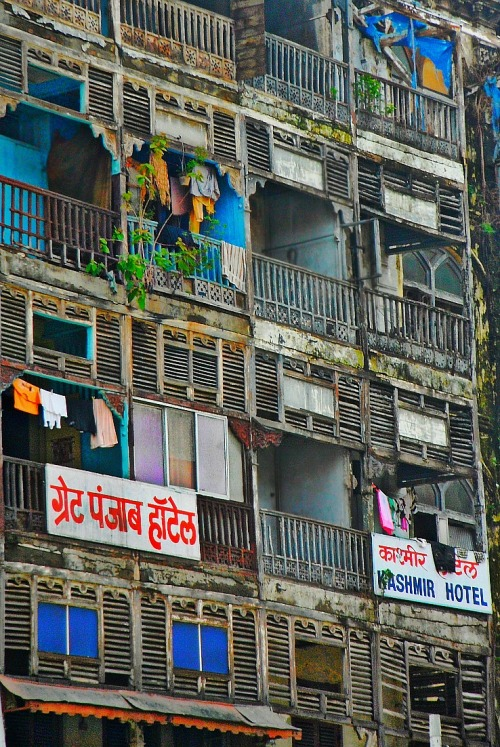 "ondabed:  ""The Kashmir Hotel""  Mumbai - India"