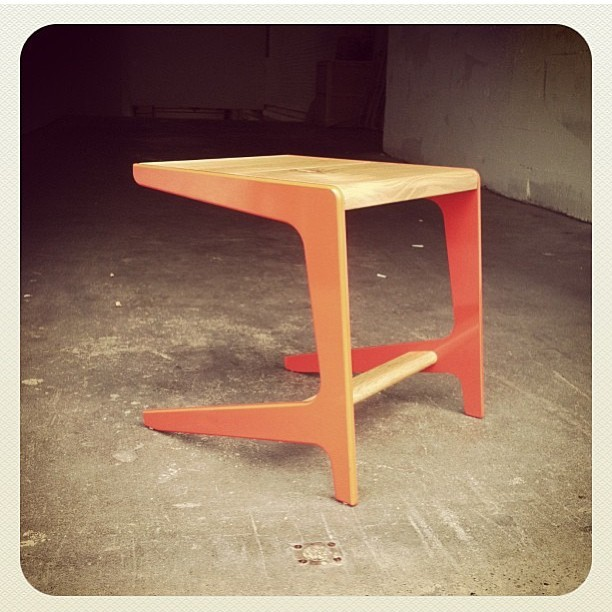Go here: @semigoods. Like and repost for a chance to win this stool #semigoods #rtacollection
