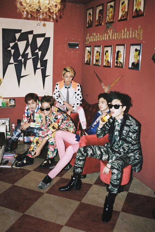 SHINee Copy G Dragon? Why So Serious?I believe most of us knew that Big Bang's G-Dragon once complimented SHINee being one of the group…View Post