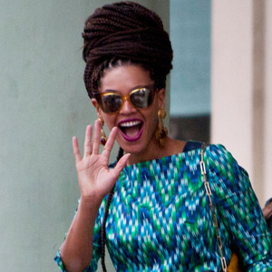 Bey & Jay's trip to Cuba to celebrate their fifth anniversary has some lawmakers and some Cuban-Americans questioning and even despising their decision to go to Cuba. I understand that Cuba is torturing some of its people, but so is the US…. And there are lots of people, especially blacks, living in extreme poverty in Cuba.  The same happens in the US and all over the world… Despite injustices, which are most definitely unfortunate, life does go on. On another note, I'm kind of upset that Bey is jackin Solange's style.  She's cute and all, just seems like she's playing dress-up.