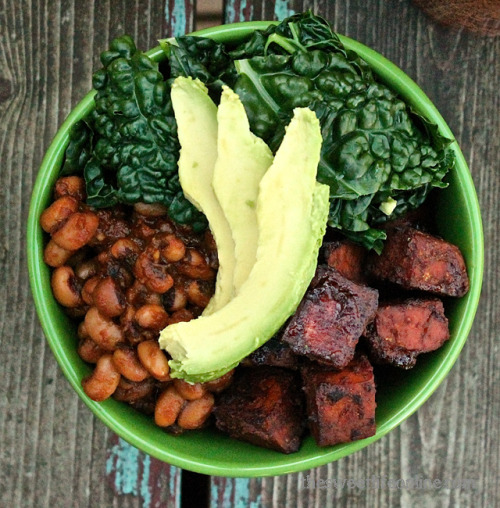 Smoky BBQ Bowl