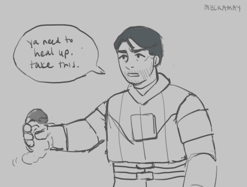 pivsketch:  melkamay:take this   the absolute madman #😭 #pivot.