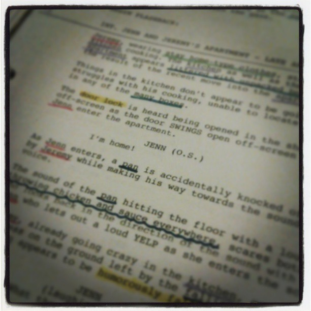 Future 86- production breakdown. Let the madness begin!! #future86 #script notes #indie miami #film