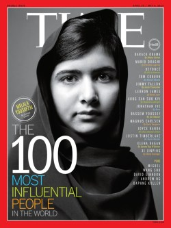 All I want is an education. And I am afraid of no one - Malala Yousafzai