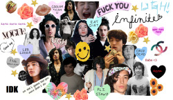 givenchy-flow:  so i got bored and made an ezra miller collage, not my best but i love ezra so much i had to