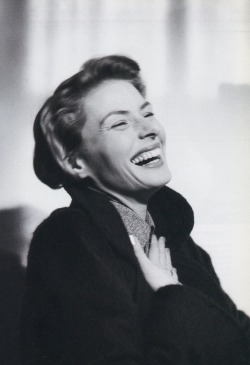 aladyloves:  Ingrid Bergman