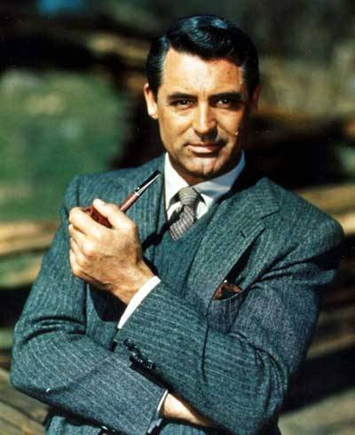 classicvava:  I love Cary Grant, but looking at pictures of him kind of makes me hate myself. Then again, even Cary Grant admitted that he wasn't as Cary Grant as everyone made him out to be.