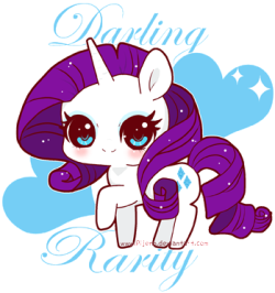 I'm trying to develop a pony style so I drew Rarity. Her face makes me just wanna touch her. If you are interested in pony commissions I am open for them! send me a note and we'll go from there. I need to raise money for new supplies <3